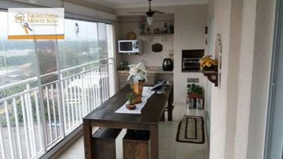 Apartamento Residencial À Venda, Vila Leonor, Guarulhos - . - Ap0241