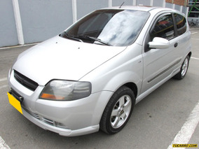 Chevrolet Aveo Gti Coupe