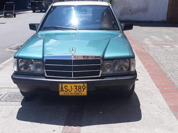Mercedes 190e / 1985 Vencambio A Moto , Negociable