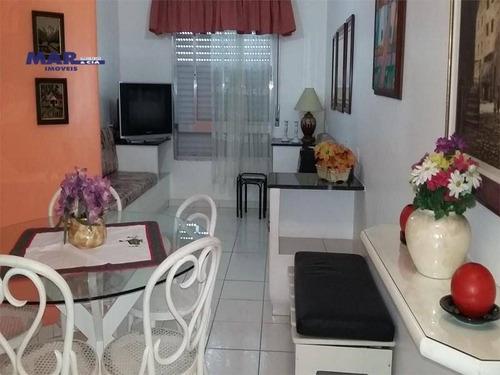 Imagem 1 de 8 de Apartamento Residencial À Venda, Centro, Guarujá - . - Ap8845