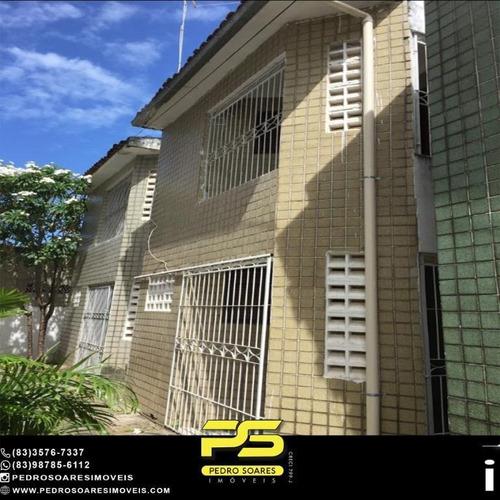 Casa À Venda Por R$ 110.000,00 - José Américo De Almeida - João Pessoa/pb - Ca0997