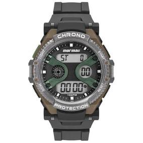 Relógio Masculino Digital Mormaii Esportivo Mo8590ab/8v