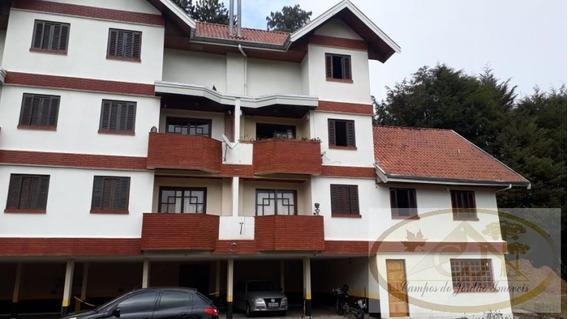 Apartamento Para Venda Em Campos Do Jordão, Floresta Negra, 2 Dormitórios, 1 Vaga - 238