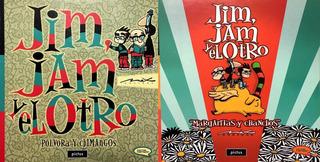 Jim Jam Y El Otro Max Aguirre - Humor - Cine - Cinefilos