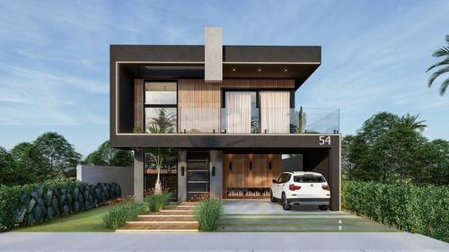 Imagem 1 de 30 de Casa Com 3 Dormitórios À Venda, 256 M² Por R$ 1.590.000,00 - Cyrela Landscape Seminario - Gravataí/rs - Ca2097