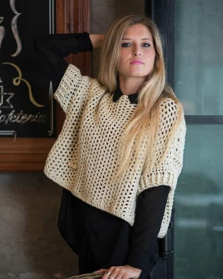 Sweeter Tejido A Mano Crochet