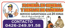 Plomeria Plomero Destapado De Cañerias Valencia Carabobo