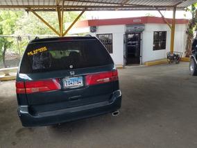 Honda Odyssey Amercana