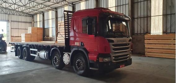 Scania P310 8x2 2013