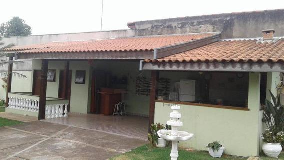 Chácara Com 2 Dormitórios À Venda, 1001 M² Por R$ 800.000 - Chacara Itália - Cosmópolis/sp - Ch0392