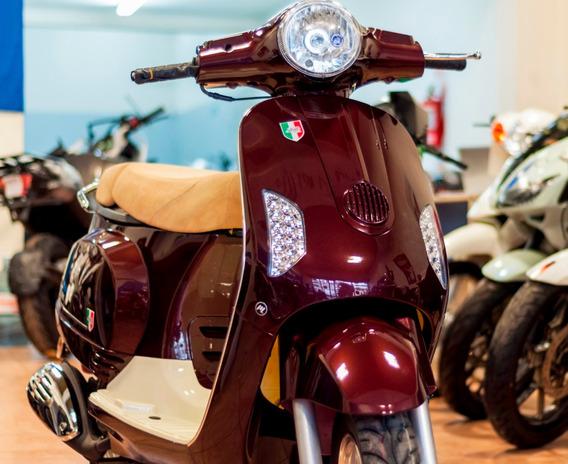 Strato Euro 150 Motomel Scooter 0km 2020créditos Personales
