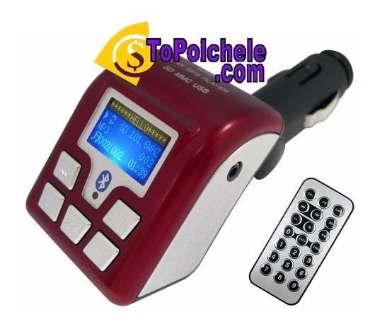 Mp3 Player Para Carro Con Bluetooth-04**mas Ejecutivo**