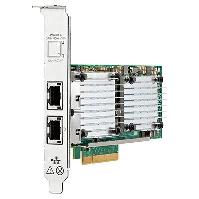Placa Red Hpe Ethernet 10gb 2p 561flr-t Adptr 01