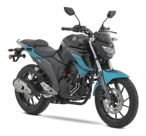 Yamaha Fz25 12 Cuotas Fijas Sin Interes Patronelli