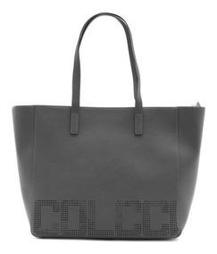 Bolsa Colcci Shopping Lettering Feminina