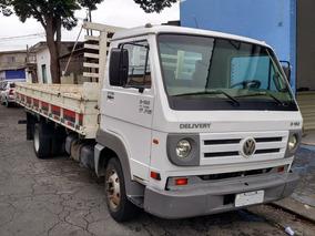 Caminhão Carroceria Vw 8150 Delivery - 2008