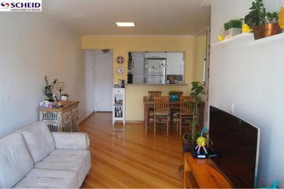 Apartamento Com 03 Dorms E 02 Vagas - Mr62728