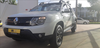 Duster 1.6 Dakar 4x2 16v Flex 4p Manual