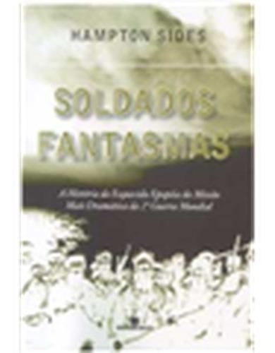 Livro Soldados Fantasmas