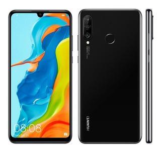 Celular Huawei P30 Lite 128gb Preto Global - C/ Nota Fiscal