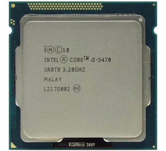 Processador Core I5 3470 3.2 Ghz Soquete 1155 +cooler