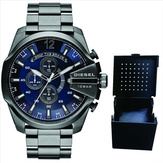 Relógio Diesel Masculino Original C/garantia E Nf Dz4329