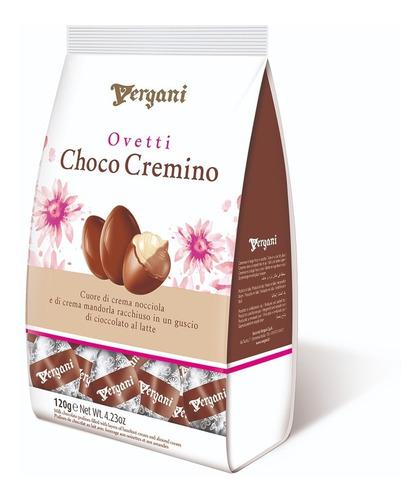 Huevos De Pascua Rellenos - Choco Cremino - Italia - 120gr