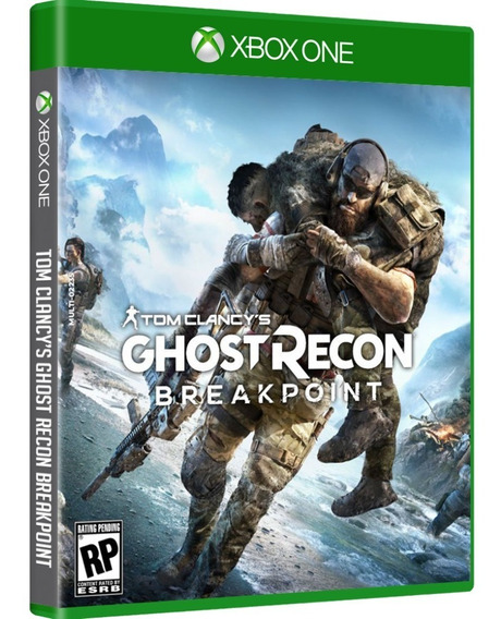 Ghost Recon Breakpoint - Mídia Física - Xbox One - Novo