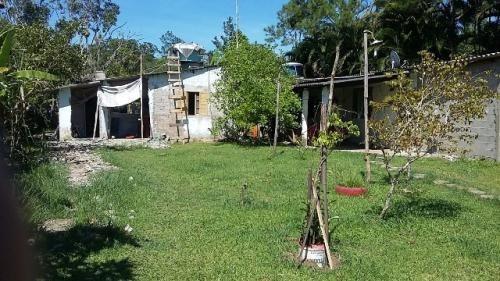 Chácara No Litoral Com 2 Dormitórios Em Itanhaém/sp 2657-pc