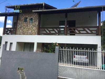 Casa Residencial À Venda, Valparaíso, Blumenau. - Ca0239