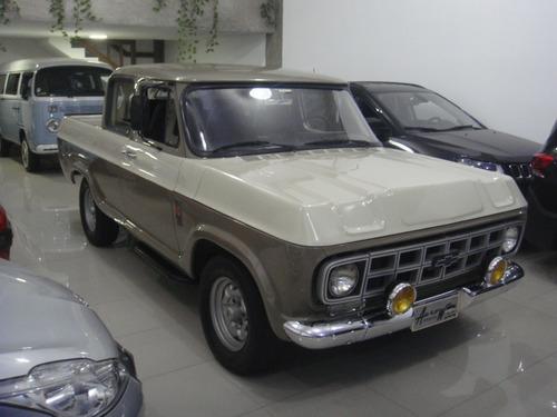Imagem 1 de 15 de Gm Chevrolet Pick-up D-10 Cabine Dupla 1984