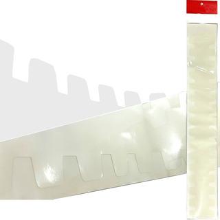 Protector Paleta Padel Transparente Mas Proteccion X 5 Uni.
