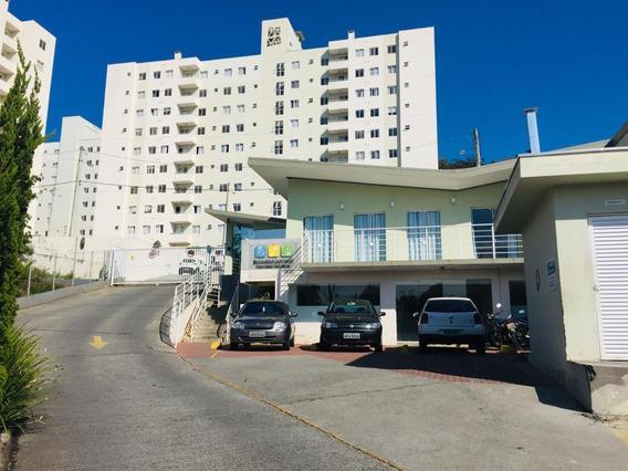 Apartamento Semi Mobiliado Com 2 Dormitórios Para Alugar, 51 M² Por R$ 900/mês - Passo Manso - Blumenau/sc - Ap2793