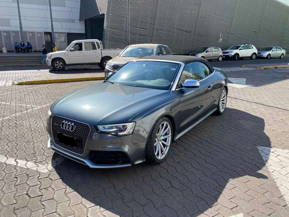 Audi Rs5 Rs5 Cabriolet 4.2