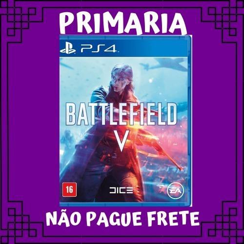 Battlefield 5 Ps4 Bf V Psn 1 Vitalicio