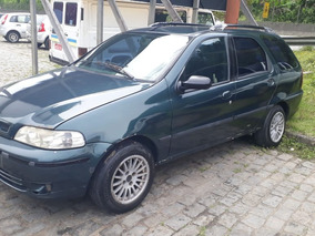 Fiat Palio Weekend Elx 1.6 Completo Ano 2001 Leia O Anuncio
