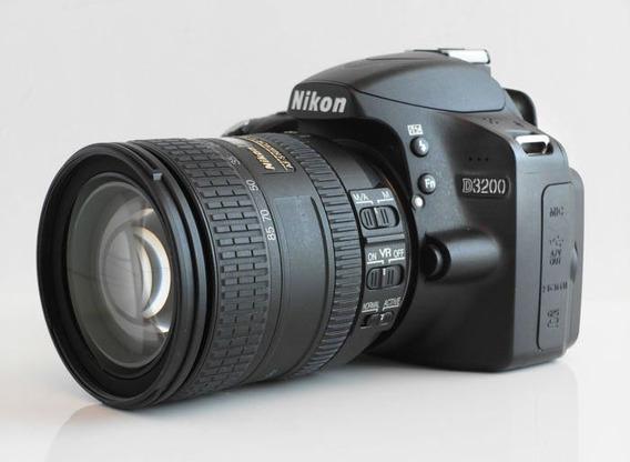 Câmera Digital Nikon D3200