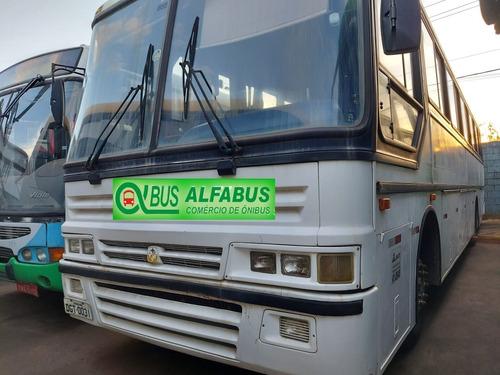 Ônibus Volvo/b58, Busscar, 44 Lug, Ano 94/95