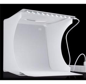 Mini Dobrável Lightbox Estúdio De Fotografia Macio Caixa F
