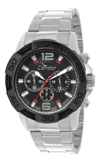 Relógio Masculino Condor Cronógrafo Esportivo Covd54ab/3p