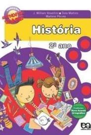 Livro História 2ºano Coleção Aprendendo Sempre Ed:ática