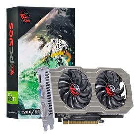 Placa De Video Gtx 750ti 2gb Ddr5 128bits Nvidia Geforce