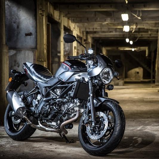 Moto Suzuki Sv 650x Cafe Racer 0km 2019 Llevala Al 22/02