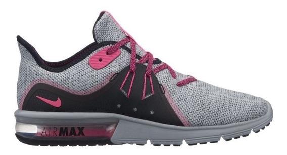 Zapatilla Nike Air Max Sequent 3 R Originales Mujer
