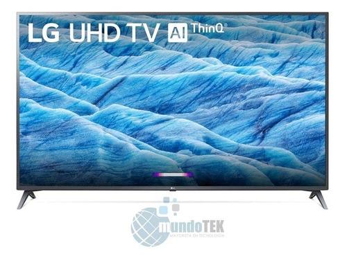 Imagen 1 de 5 de Tv LG Smart 4k 70um7310 Uhd 2020magic Al Thinq Soporte Pared
