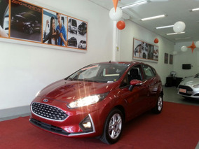 Ford Fiesta 1.6 16v Sel Flex Powershift 5p