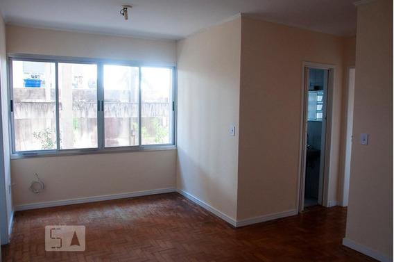 Apartamento No 1º Andar Com 2 Dormitórios E 1 Garagem - Id: 892969414 - 269414