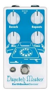 Pedal Para Guitarra Earthquaker Devices Dispatch Master V2