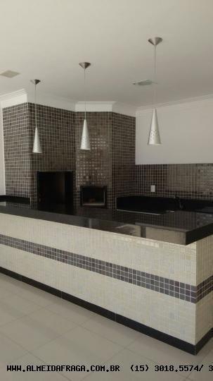 Casa Em Condomínio Para Locação Em Sorocaba, Condominio Montblanc, 4 Dormitórios, 4 Suítes, 5 Banheiros, 4 Vagas - Loc-345