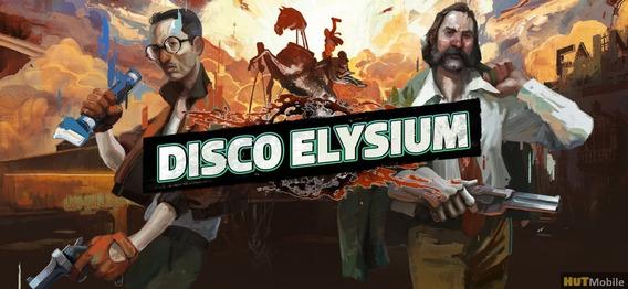 Disco Elysium - Pc - Mídia Digital